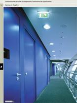 Luminaires de sécurité et composants, luminaires de signalisation - 3