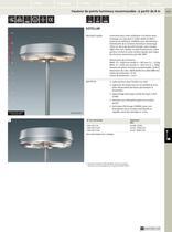 Luminaires techniques pour mât et luminaires suspendus - 10