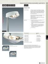 Luminaires techniques pour mât et luminaires suspendus - 12