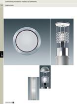 Luminaires pour zones proches de bâtiments - 1