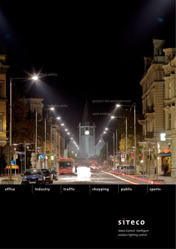 Street Light Control