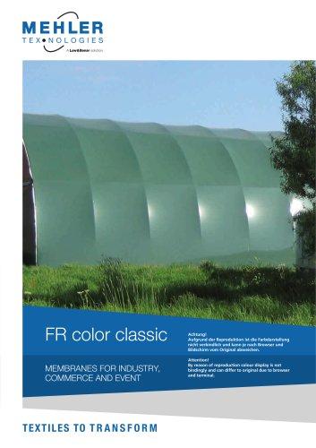 FR color classic