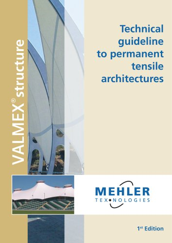 technical guideline to permanent tensile architectures