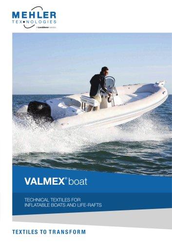 VALMEX® boat