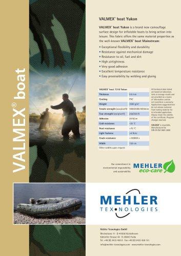 VALMEX Boat Yukon
