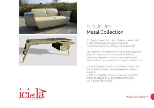 ICI ET LÀ - Mobilier en métal