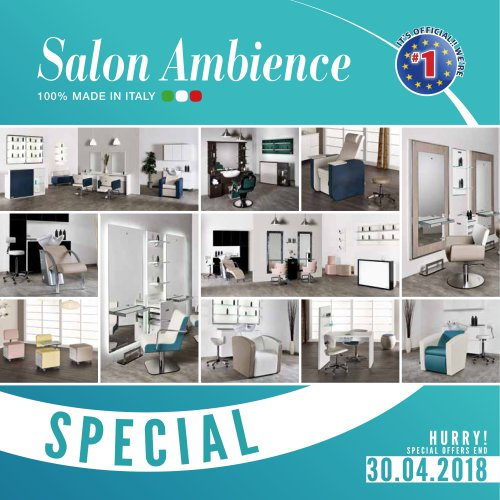 Salon Ambience Mailing 2018
