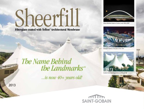 Sheerfill - Architectural Fabrics