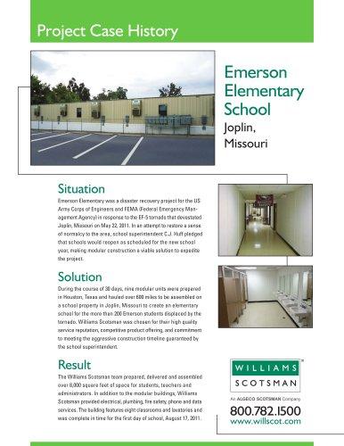 Emerson Elementary School - Joplin, Missouri