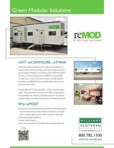 Green Modular Solutions