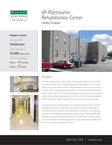 VA Polytrauma Rehabilitation Center