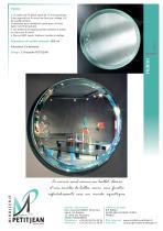Consoles et miroirs  Hublot - 1
