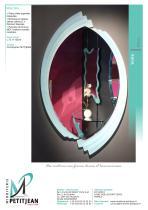 Consoles et miroirs  Voile - 1