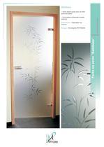 Exemples de portes en verre - 3
