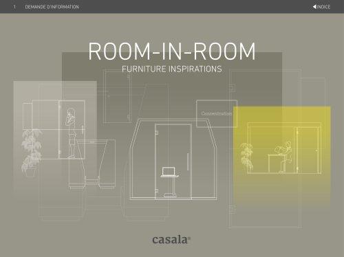 Casala Room-in-room solutions