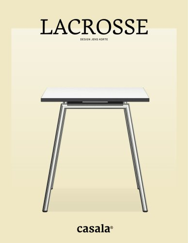 Lacrosse brochure