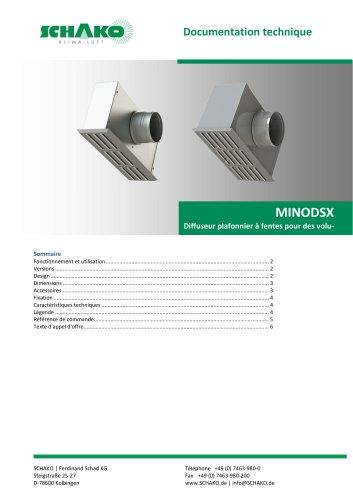 MINODSX