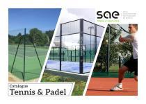 Catalogue Tennis PADEL