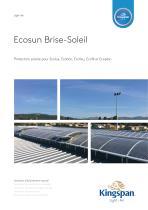 Ecosun Brise-Soleil