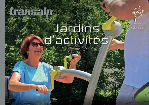 Jardins d'activité