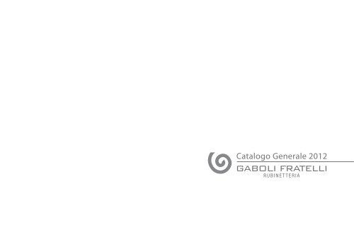 CATALOGUE 2012 1 PART