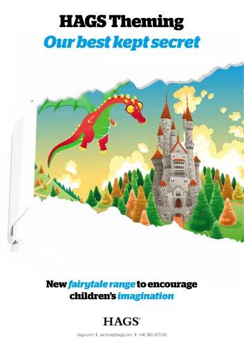 HAGS Fairy Tale Theming