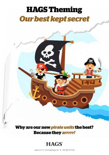 HAGS Pirate Theming