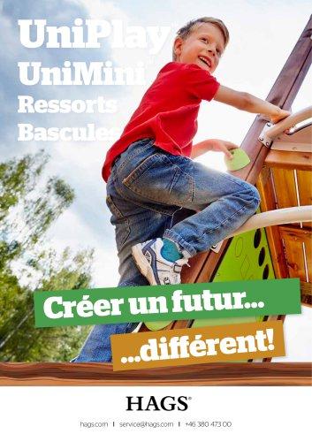 Uniplay Unimini Resorts Bascules