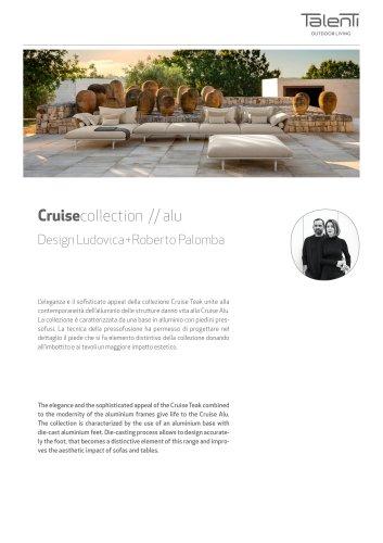 Cruisecollection - alu