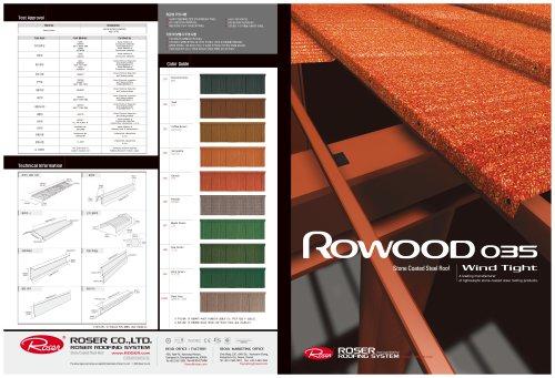 Rowood 035