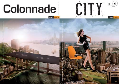 Colonnade - City