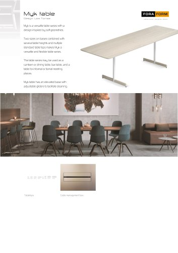 Myk table
