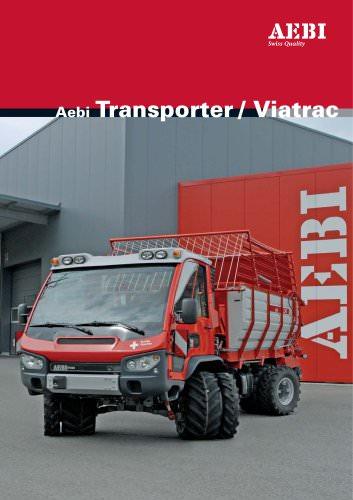 Aebi Transporter Overview