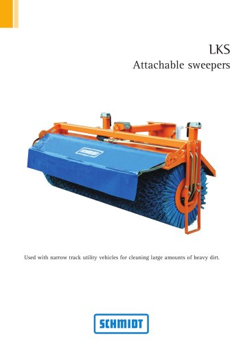 Attachable sweepers:LKS