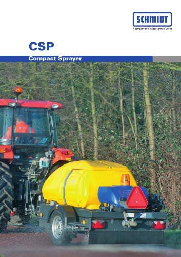 Towed Sprayers:CSP