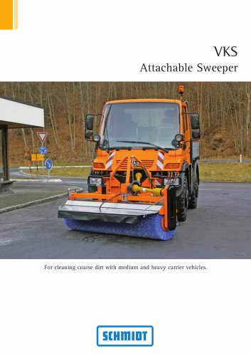 VKS Attachable Sweeper