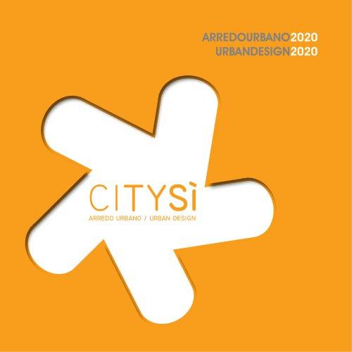 CITYSI URBAN DESIGN 2020
