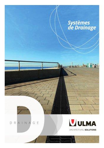 Systèmes de Drainage - ULMA