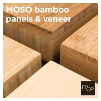 MOSO bamboo panels & veneer