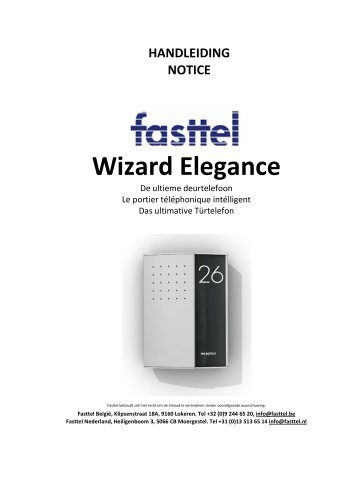 Wizard Elegance