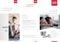 ix Teco® - Une sécurité qui reste gravée