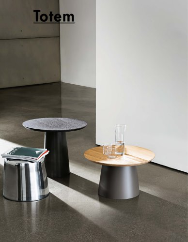 TOTEM COFFEE TABLE