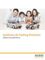 Systèmes de Parking Premium