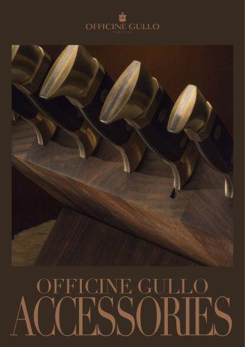 OFFICINE GULLO ACCESSORIES