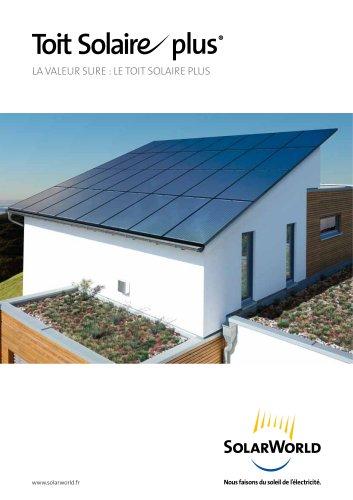 Brochure Toit solaire Plus