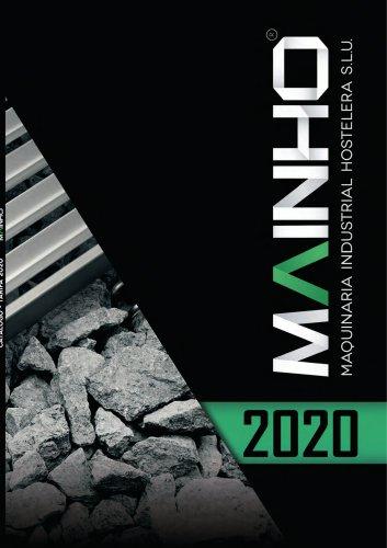 Planchas & Frytops MAINHO 2020