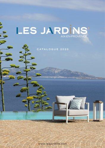 Catalogue Les Jardins 2020