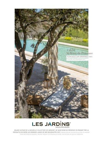 Catalogue Les Jardins 2021