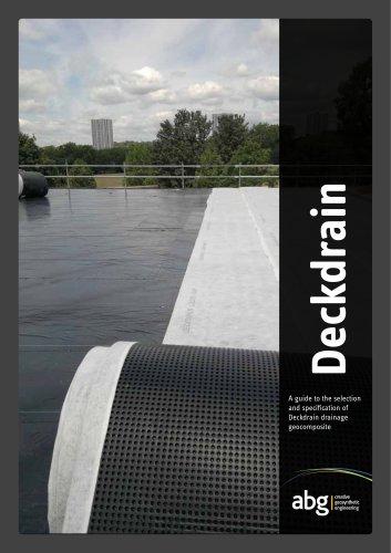 Deckdrain