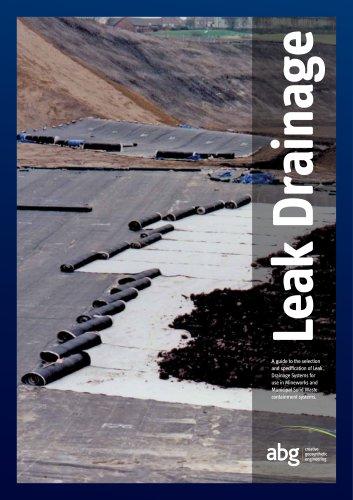 Leak Drainage Systems